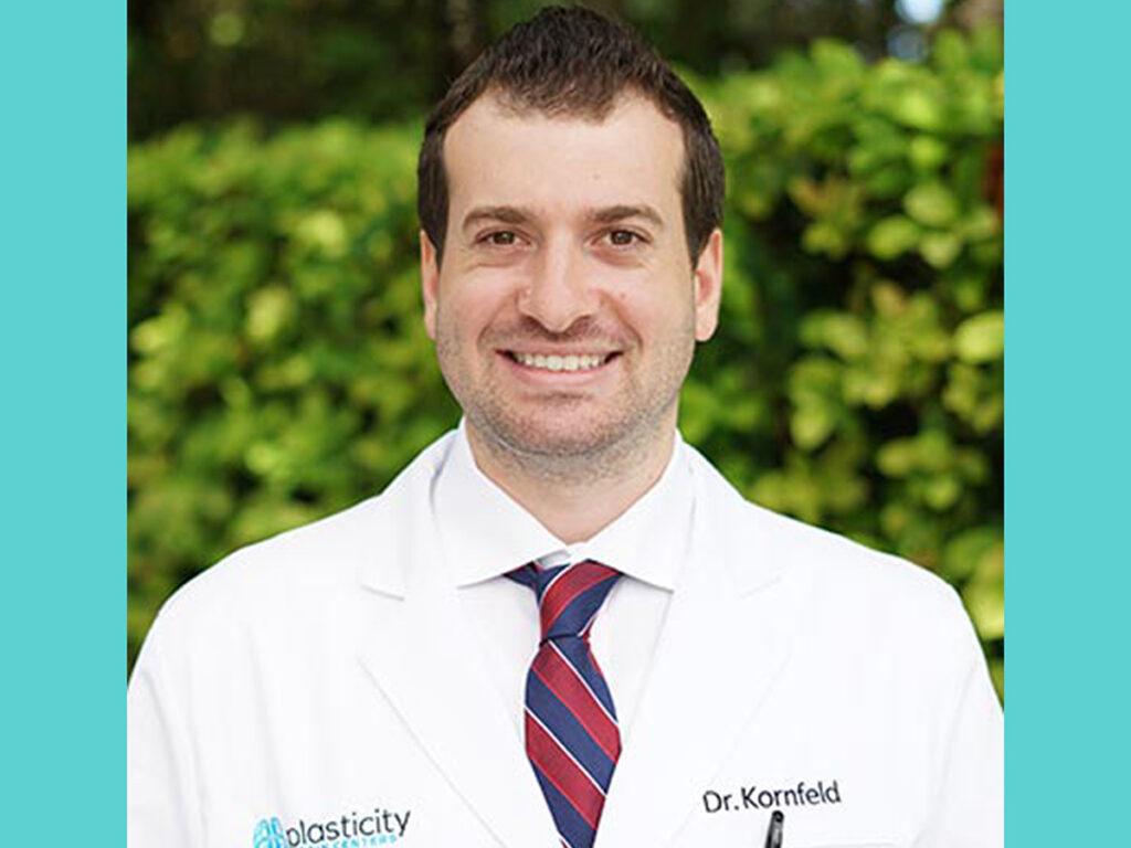photo of dr. shaun kornfeld